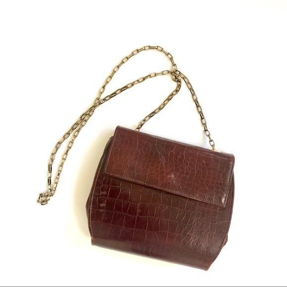 Vintage Bags   Chain Strap Crossbody Bag   Poshmark cb1064d78f